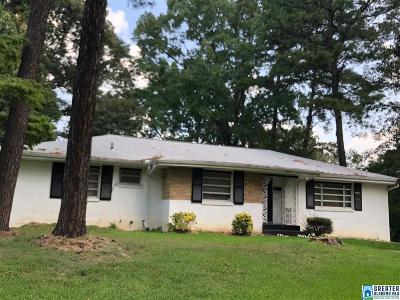 Birmingham Single Family Home For Sale: 4342 49th Ct N