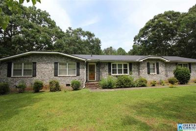 Single Family Home For Sale: 567 Bynum Acres Dr