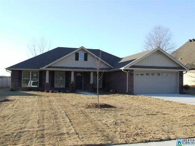 Alabaster Single Family Home For Sale: 1102 Silver Creek Ln