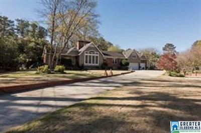 Hoover Single Family Home For Sale: 1731 Hummingbird Ln