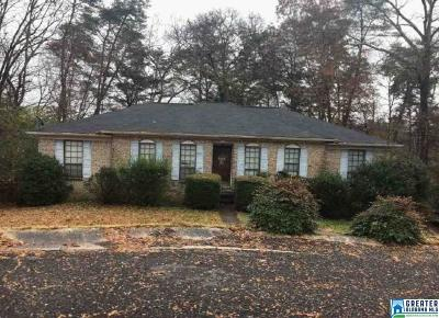 Fultondale, Gardendale Single Family Home For Sale: 1705 Rushton St