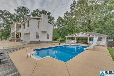 Montevallo Single Family Home For Sale: 3969 Hwy 155