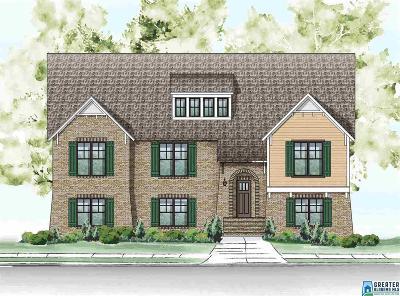 Trussville Single Family Home For Sale: 6266 Deer Ridge Trail