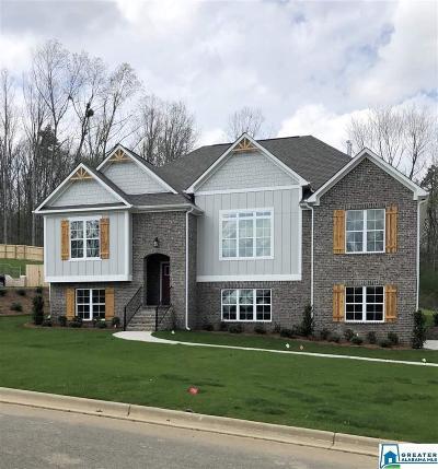 Trussville Single Family Home For Sale: 6274 Deer Ridge Trail
