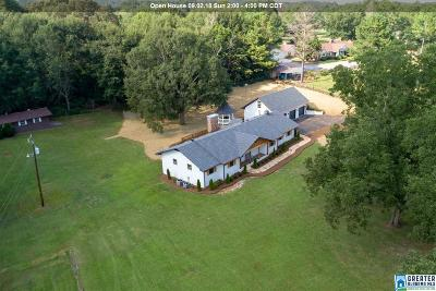 Single Family Home For Sale: 1711 Cahaba Valley Rd