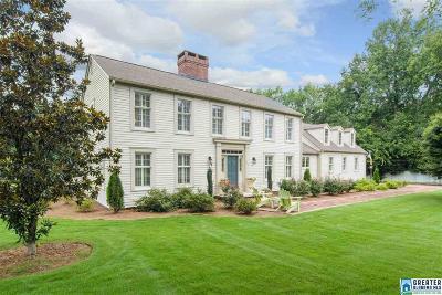 Vestavia Hills Single Family Home For Sale: 2357 Morningstar Dr