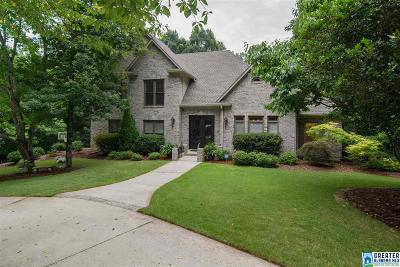 Hoover Single Family Home For Sale: 135 North Lake Dr