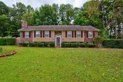 Gardendale Single Family Home For Sale: 307 Peterson Cir