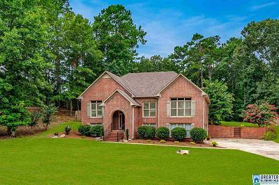 Helena Single Family Home For Sale: 8455 Shady Trl