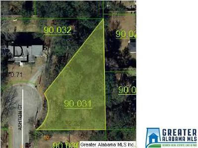 Anniston Residential Lots & Land For Sale: Ashton Ct