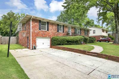 Single Family Home For Sale: 520 Rayburn Rd