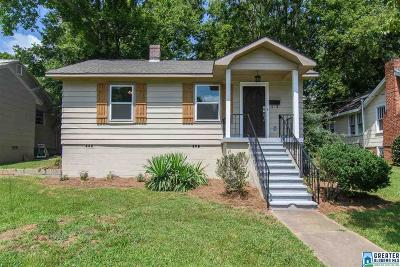 Single Family Home For Sale: 740 47th Pl S