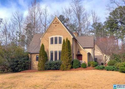 Birmingham AL Single Family Home For Sale: $619,000