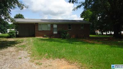 Oxford Single Family Home For Sale: 1312 Airport Rd