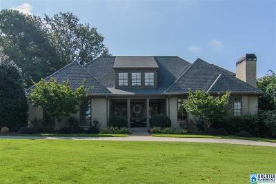 Vestavia Hills Single Family Home For Sale: 2537 Dolly Ridge Rd