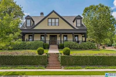 Hoover Single Family Home For Sale: 732 Heritage Park Ln
