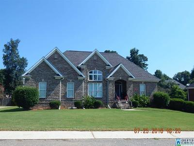 Sylvan Springs Single Family Home For Sale: 6011 Park Place Dr