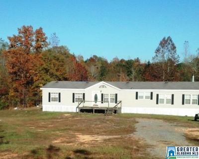 Kellyton AL Manufactured Home For Sale: $275,000