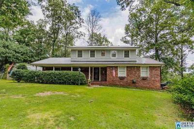 Single Family Home For Sale: 3461 Birchtree Dr