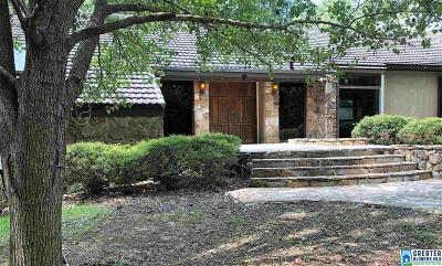 Single Family Home For Sale: 1122 Cahaba River Estates