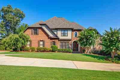 Hoover Single Family Home For Sale: 1304 Deerhurst Ct
