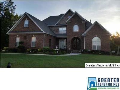 Birmingham AL Single Family Home For Sale: $575,000