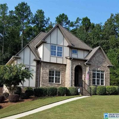 Alabaster Single Family Home For Sale: 217 Widgeon Cir