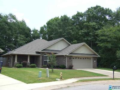 Alabaster Single Family Home For Sale: 237 Makena Way