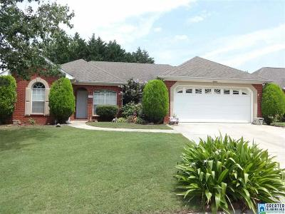 Calera Single Family Home For Sale: 124 Daventry Dr
