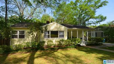 Single Family Home For Sale: 1024 Edgewood Blvd