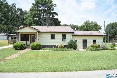 Cleburne County Single Family Home For Sale: 603 Oxford St