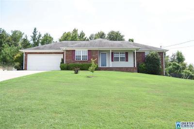 Weaver Single Family Home For Sale: 115 Bradford Ct