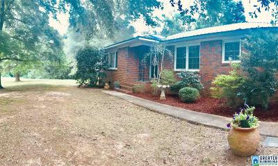 Pell City Single Family Home For Sale: 305 Dove Ln