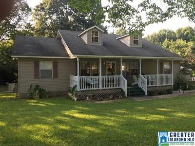 Adamsville Single Family Home For Sale: 218 Union Grove Rd