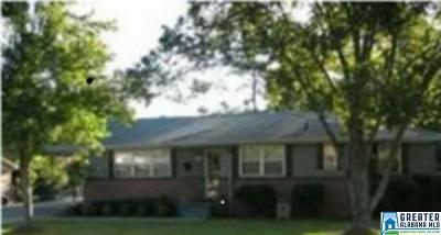 Gardendale Single Family Home For Sale: 1525 Magnolia St