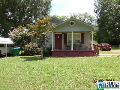 Talladega Single Family Home For Sale: 106 Patton St