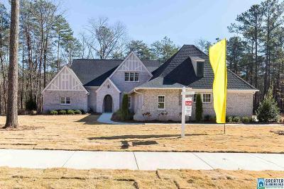 Hoover Single Family Home For Sale: 59 Brock Cir