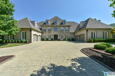 Hoover AL Single Family Home For Sale: $1,895,000