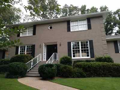 Mountain Brook Single Family Home For Sale: 4924 Stone Mill Rd