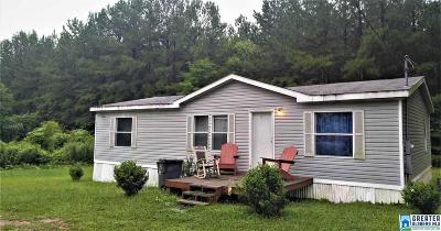Cleburne County Manufactured Home For Sale: 7881 Co Rd 65