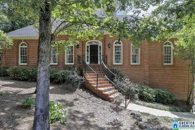 Hoover Single Family Home For Sale: 628 Bayhill Rd