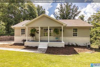 Single Family Home For Sale: 3401 Hillway Dr