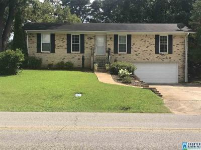 Adamsville Single Family Home For Sale: 4401 Hazelwood Rd