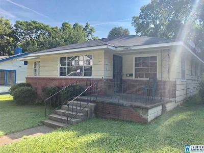 Birmingham Single Family Home For Sale: 2607 Court R