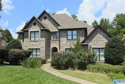 Hoover Single Family Home Contingent: 1631 Lake Cyrus Club Dr