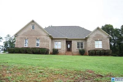 Heflin Single Family Home For Sale: 313 Co Rd 437