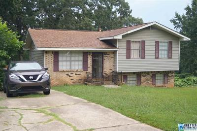 Adamsville Single Family Home For Sale: 309 Harris Ave