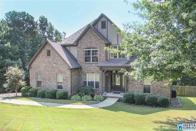 Single Family Home For Sale: 188 Wild Timber Pkwy