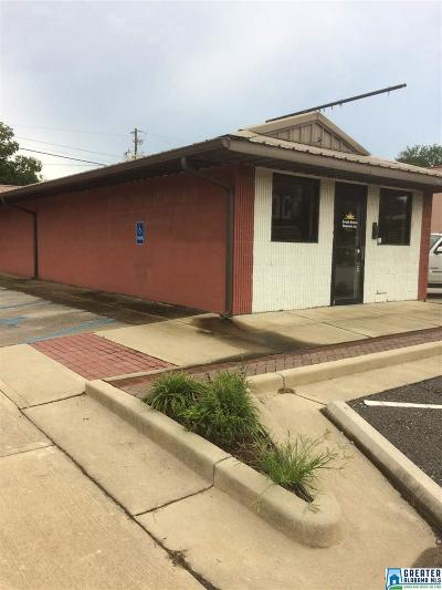 Cleburne County Commercial For Sale: 978 Ross St