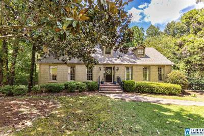 Mountain Brook Single Family Home For Sale: 4300 Cross Keys Rd